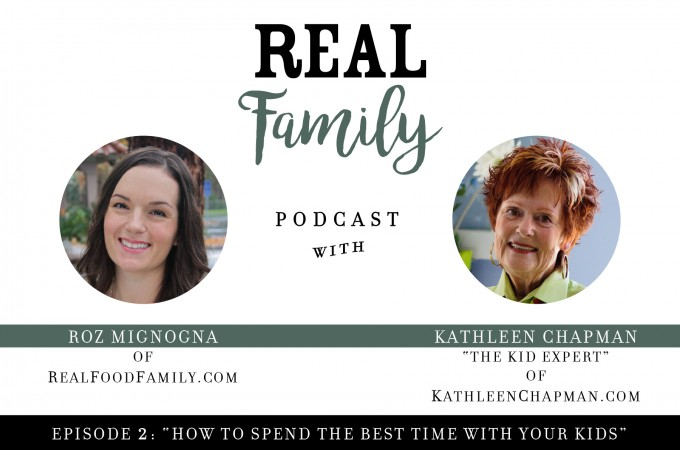 REAL FAMILY Podcast: Episode 2