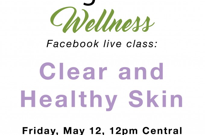 Clear & Healthy SKIN